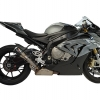 ท่อ AUSTIN RACING GP1R SILVER TIP WITH CARBON CAN SLIP-ON FOR BMW S1000RR (2017)