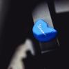 ซิลิโคนหุ้มกุญแจ VESPA V2 สีฟ้า FOR Z900/Z800