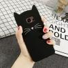 เคสซัมซุง note8 ซิลิโคนหนวดแมวน่ารัก