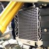 การ์ดหม้อน้ำ SRC สีเงิน FOR BMW G310GS