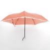 99G Lightweight Little Flower Air Folding Umbrella ร่มพับ น้ำหนักเบา ดอกไม้ - ส้ม