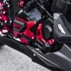 กันแคร้ง BIKERS สีแดง FOR KAWASAKI Z1000