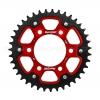 สเตอร์ SUPERSPROX สีแดง 39T FOR KAWASAKI Z1000