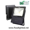 LED Flood Light Slim 100w BIOBULB (แสงส้ม)