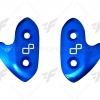 อุดกระจก LIGHTECH สีน้ำเงิน FOR YAMAHA R1/R1M