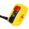 Switch off run Domino สีเหลือง