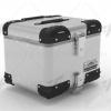 กล่องบน LOBOO TIBET 36L สีเงิน 1ใบ พร้อมชุดยึดบน FOR HONDA CB500X