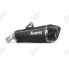 ท่อ AKRAPOVIC BLACK SILP-ON FOR BMW F800R