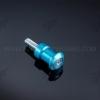 สปูน LIGHTECH สีน้ำเงิน FOR YAMAHA R1/R1M