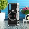 เคส huawei p20 pro ลายมอนกล้องคอมแพคสีดำ วัสดุtpuนิ่ม