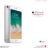 iPhone6 16GB : Silver