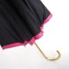 16 Ribs Windproof Lady Walking Umbrella ร่มยาว ต้านลมแรง 16ก้าน สุภาพสตรี - ชมพู