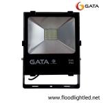 สปอร์ตไลท์LED 80w รุ่น SMD ยี่ห้อ GATA (แสงขาว)
