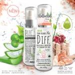 DIFF. น้ำแร่ระงับกลิ่นกาย เกลือหิมาลายัน ทานาคา สมุนไพร (Himalayan Pink Salt & Herbal)