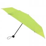Silver Coating Folding Umbrella ร่มพับ3ตอนเคลือบเงินป้องกันรังสียูวี-เขียว
