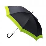 Waterfront Windproof Jumping Walking Umbrella ร่มยาวระบบออโต้เปิด กันยูวี ต้านลมแรง กระโดดข้าม - เขียว