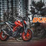 KTM DUKE390 2017