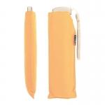 Slim ร่มพกพาขนาดเล็ก - สีเหลือง