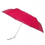 Waterfront Spot Air Folding Umbrella ร่มพับน้ำหนักเบาจุดๆ - แดง