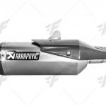 ท่อ AKRAPOVIC SLIP-ON FOR HONDA XADV