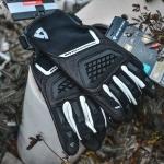 ถุงมือ Bigbike NEUTRON 2 BLACK-WHITE