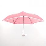 99G Lightweight Little Flower Air Folding Umbrella ร่มพับ น้ำหนักเบา ดอกไม้ - ชมพู