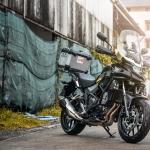 HONDA CBR500R CB500F CB500X (2016)