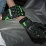 ถุงมือ Bigker Bacuda Snap X Green