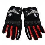 ถุงมือ Bigbike Komine GK-162 Black-Red