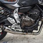 ท่อ SC PROJECT S1 FULL-SYSTEM FOR YAMAHA MT07