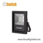 สปอร์ตไลท์ LED 10w รุ่น SMD ECO ยี่ห้อ Switch (แสงขาว)