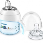 Philips Avent My Natural Trainer Cup, Blue, 5 Oz, Stage 1 (4 months+)