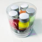 หมึกสีสะท้อนแสง J.herbin 15ml ชุด 5 สี