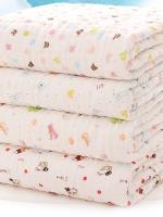 ผ้าห่ม สาลู ทอ 6 ชั้น