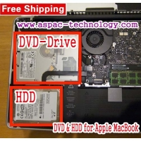 Hard Drives/ Solid State for Apple MacBook