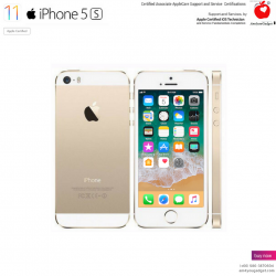 (Imported) iPhone5s 16GB - Gold