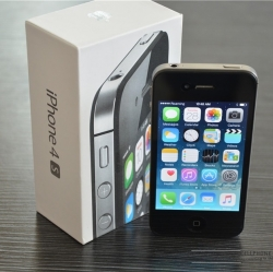 Apple iPhone 4s 32GB - Black