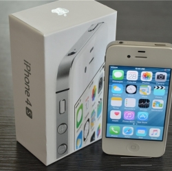 Apple iPhone4s 32GB - White