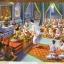 พุทธประวัติ. History of Buddha ได้รวบรวมเป็นสมุดภาพประกอบคำอธิบายนี้ เป็นสมุดภาพจิตรกรรม เรื่องพระบรมศาสดาสัมมาสัมพุทธเจ้าศากยโคดม มีภาพประกอบจำนวน 81 ภาพ thumbnail 18