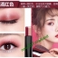 โนโวNOVO StereoTwo Color Silky Eye Shadow รุ่นใหม่มีฟองน้ำเบลนสี อายแชโดว์ทูโทน thumbnail 3