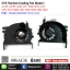 FAN CPU For Acer Aspire 3260 3270 2480 3680 5570 5580 5583 thumbnail 1