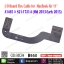 "I/O Board Flex Cable for MacBook Air 11"" A1465 # 821-1475-A (Mid 2013-Early 2015) thumbnail 1"