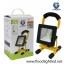 สปอร์ตไลท์ LED 10w รุ่นTGD-005ชาร์ตแบตได้ ยี่ห้อ Iwachi (แสงส้ม) thumbnail 1
