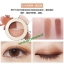 (ใหม่/ของแท้/พร้อม) โนโว novo shining eye shadow อายแชโดว์ ดวงตา thumbnail 4