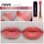 (8สี/NEW/ของแท้/พร้อมส่ง) โนโว novo color lipstick essence ลิปสติก สไตล์เกาหลี thumbnail 2