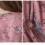 เสื้อคลุมท้องผ้าชีฟอง ลายดอก thumbnail 8