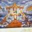 พุทธประวัติ. History of Buddha ได้รวบรวมเป็นสมุดภาพประกอบคำอธิบายนี้ เป็นสมุดภาพจิตรกรรม เรื่องพระบรมศาสดาสัมมาสัมพุทธเจ้าศากยโคดม มีภาพประกอบจำนวน 81 ภาพ thumbnail 20