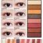 (ใหม่/ของแท้)โนโว Novo Smooth Eyeshadow Palette อายแชโดว์ พาเลท 8 สีในตลับเดียว thumbnail 9