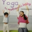โยคะสำหรับคุณแม่และลูกน้อย Yoga for mother and baby. ทวงท่ากระชับความสัมพันธ์ต่างฯ ของคุณและลูกน้อย(ตั้งแต่แรกเกิดถึง 3 ขวบ) thumbnail 1