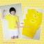ปลีกตัวละ 50 บาท ไซส์ L เสื้อกีฬาสีเด็ก เสื้อกีฬาเปล่าเด็ก เสื้อกีฬาสีอนุบาล สีเหลือง thumbnail 1